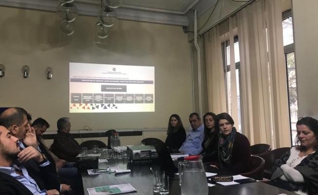 ÇTSO Heyeti Belgrad Ticaret Odası Sektör Temsilcileriyle buluştu