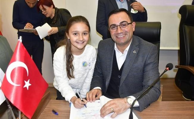 Dünyaya Örnek Olacak Sözleşme Biga'da İmzalandı