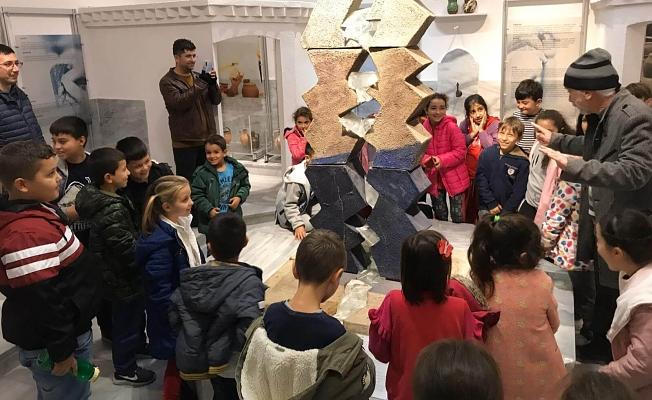 Seramik Müzesi Öğrencileri Ağırladı