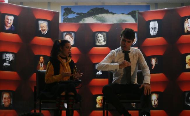 Bayramiç'te 'Aşk Olsun' sahne aldı