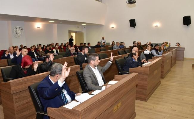 Biga Belediyesi Meclisi toplandı