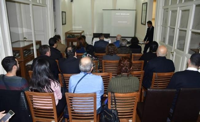 Biga Kent Müzesi İçin Toplantılar Sürüyor
