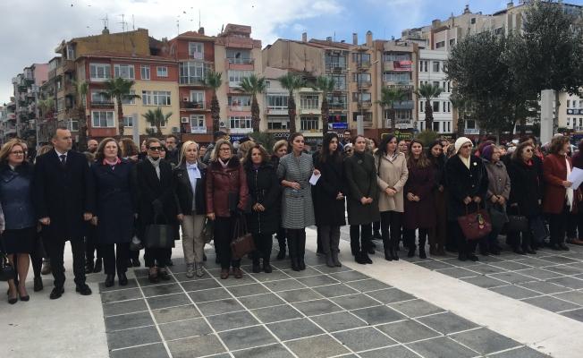 Kadınlar 5 Aralık'ta meydanda buluştu (VİDEO)