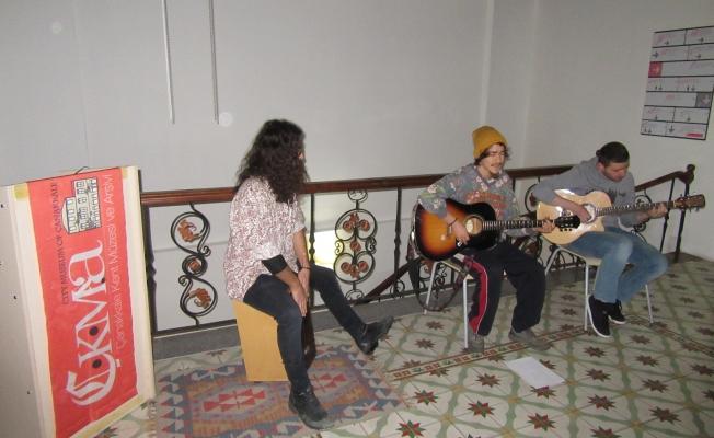 Kent Müzesi'nde Müzik Dinletisi
