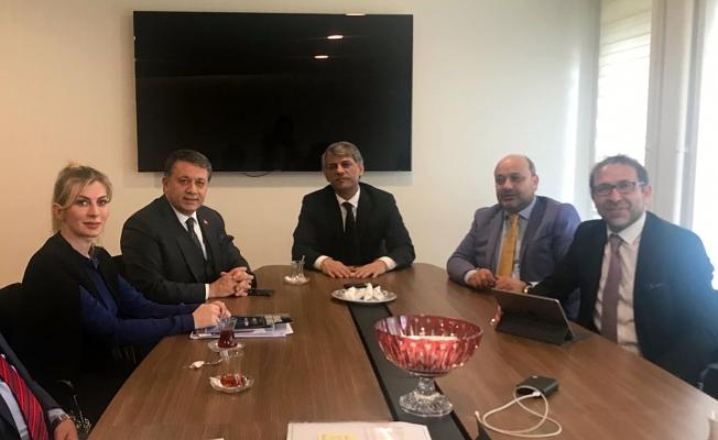 KGK'dan Ankara'da önemli görüşmeler