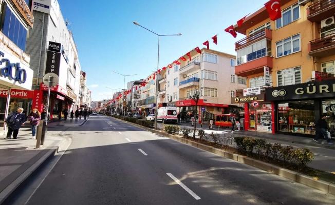 Yunan vekile Çanakkale'den Türk Bayraklı yanıt