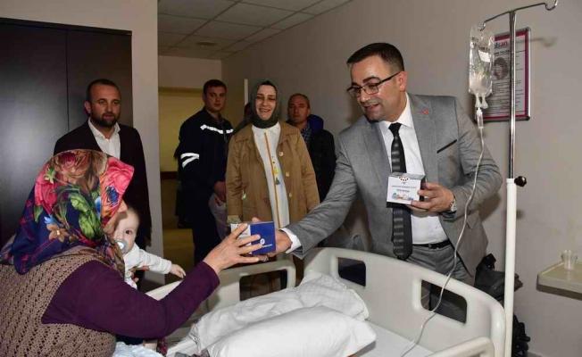 Başkan Erdoğan'dan Regaip Kandili ziyareti