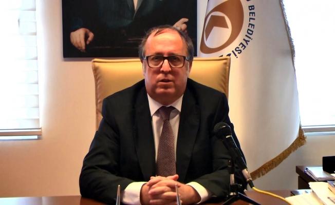 """Başkan Balkan, """"Şehitlerimizi Rahmetle Anıyorum"""""""