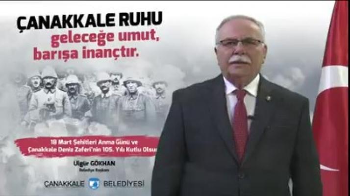 Başkan Gökhan, sosyal medyadan seslendi
