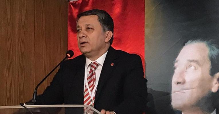Dim yeniden genel başkan seçildi