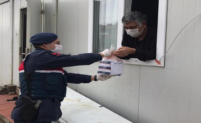 Vefa Sosyal Destek GrubuÇanakkale'de 7.132 vatandaşa yardım eli uzattı