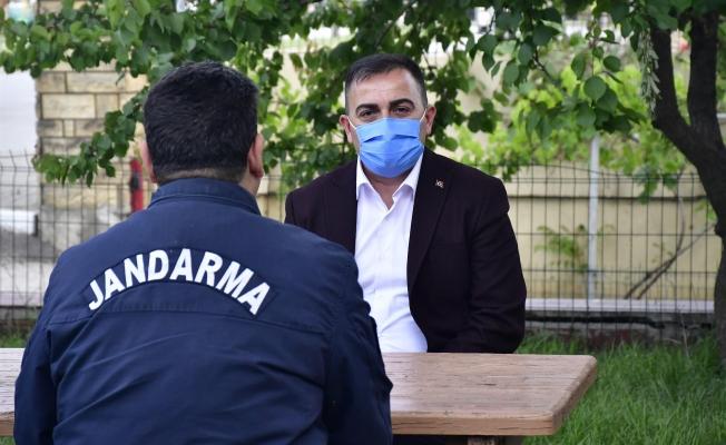 Başkan Erdoğan'dan Bayram ziyaretleri