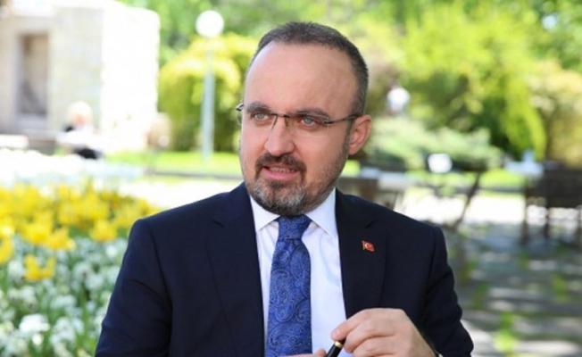 Turan'dan 'Savunma Yürüyüşü'ne tepki