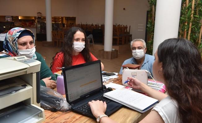 Çan'da Üniversite Tercih ve Kariyer Merkezi