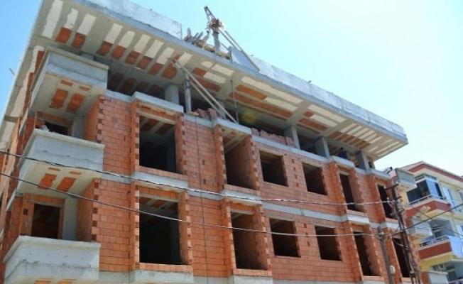 Çanakkale'de 1338 yapı ruhsatı verildi !