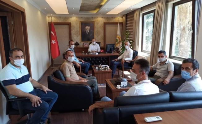 Çanakkale TOÇ BİR-SEN'den Demirci'ye ziyaret