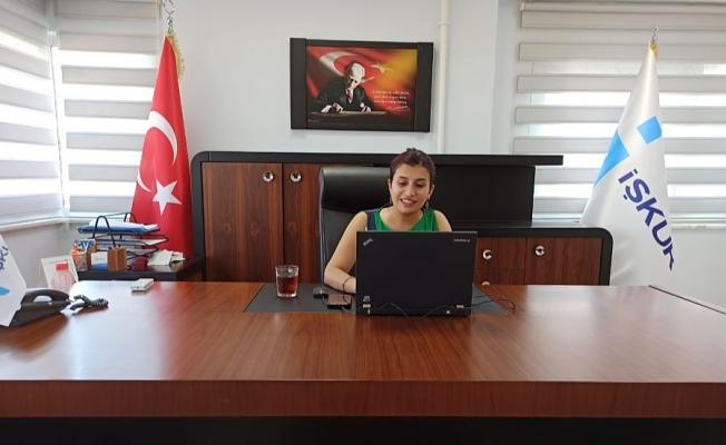İŞKUR'dan ÇOMÜ öğrencilerine online destek