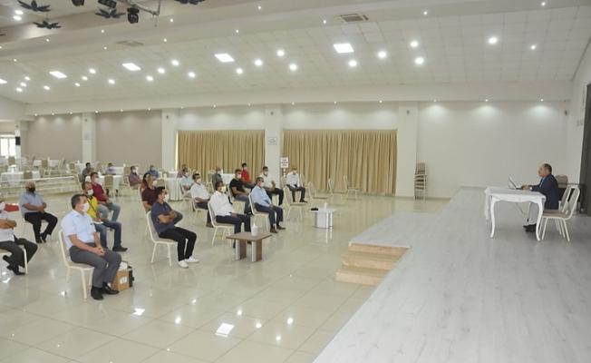 Kamu yapıları envarter sistemleri toplantısı yapıldı