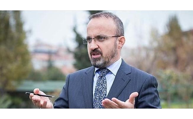 """Turan; """"Tahayyül ettikleri Türkiye'yi bulamayacaklar"""""""