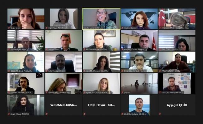 ÇTSO Ulusal toplantıda