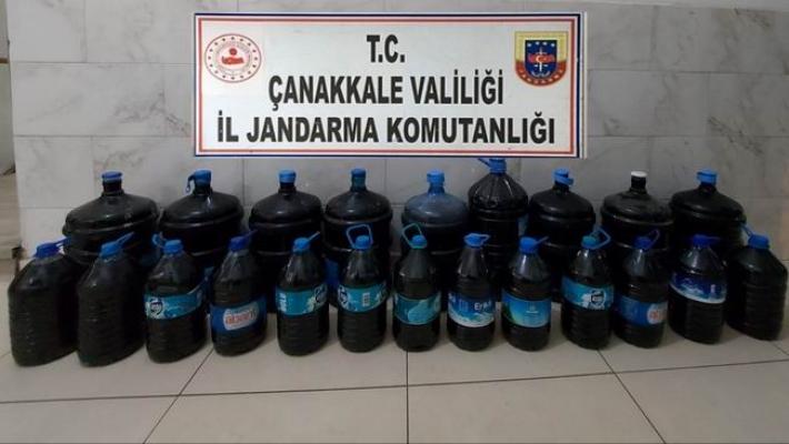 Erenköy'e jandarma operasyonu
