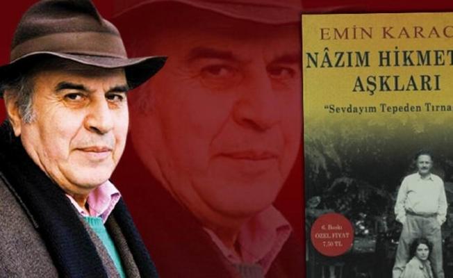 Gazeteci, Yazar Emin Karaca Kovid-19 nedeniyle hayatını kaybetti