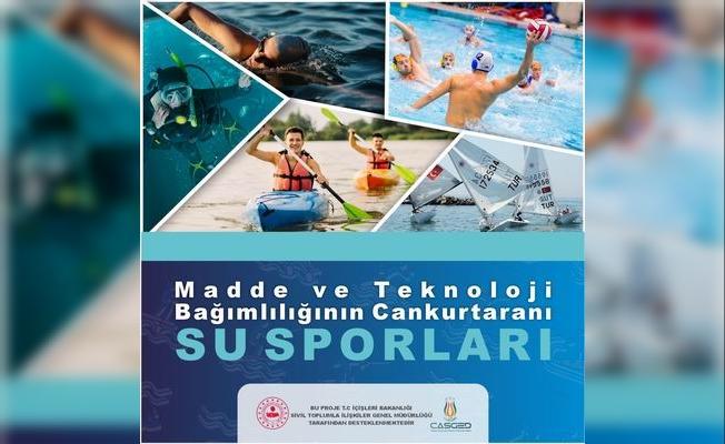Su sporları projesi başlıyor