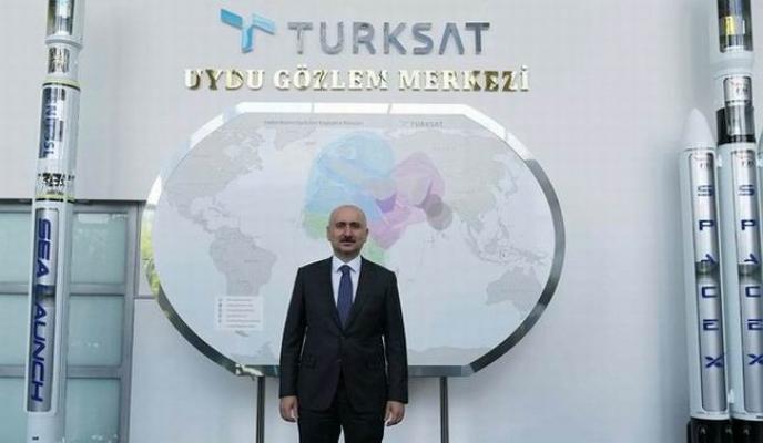 Türksat-5A operasyonları sorunsuz devam ediyor