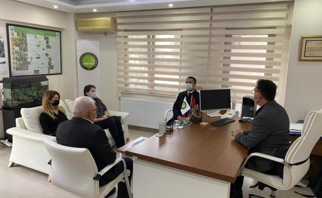 Vali Aktaş STK ziyaretlerine devam ediyor