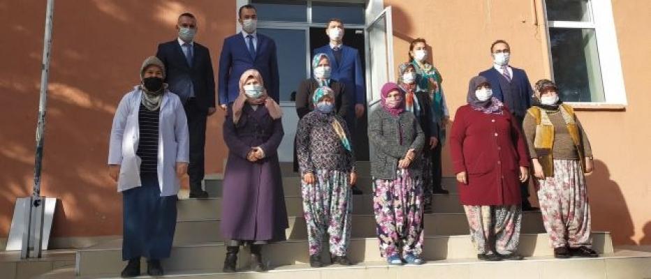 Nevruz Köyü kadınları için üç kurum bir araya geldi