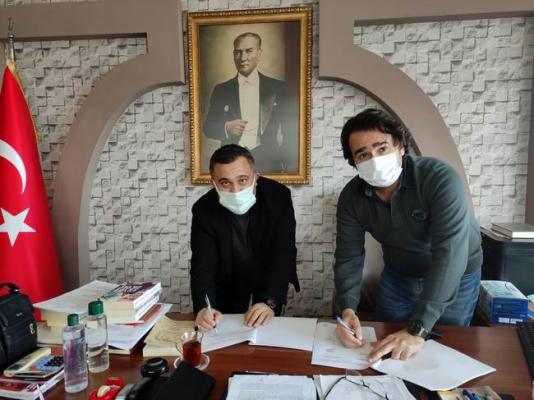 Umurbey Belediyesi ile Hizmet–İş Sendikası arasında sözleşme imzalandı