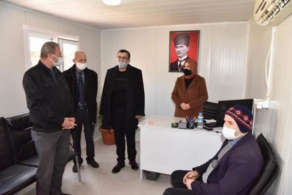 Çan Belediyesi Osmanefendi Mahallesi ödeme noktası hizmete girdi