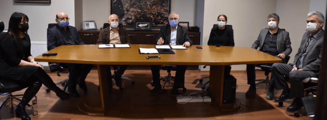 Spastik Özürlü Çocuklar Eğitim Vakfı ile protokol imzalandı