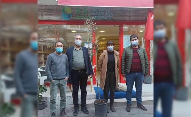 Yerel kalkınma biriminden İzmir ziyareti