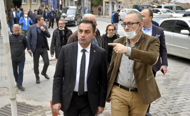 Başkan Erdoğan: Biga'mızın sorunlarını istişareyle çözüyoruz
