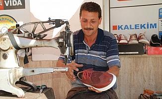 Ayakkabı tamircileri kalitesiz ayakkabılardan şikayetçi