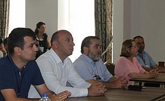 Cunda Uygulama Oteli'nde Eğitim Yönetimi Semineri