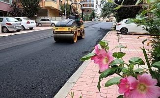 Gökkuşağı asfaltla bezendi
