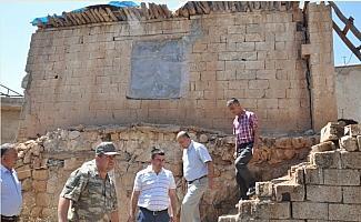 Kaymakam Gencer belde ve köylerde incelemelerde bulundu