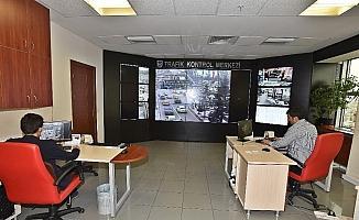 Trafik bilgilendirme ekranları hayat kurtarıyor