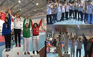 18 Mart Bandırma'dan madalyalarla döndü