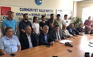 """Erkek; """"Çanakkale'de 4 milletvekilini, Millet İttifakı kazanacak"""""""