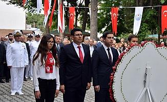 Lapseki'de 19 Mayıs kutlamaları