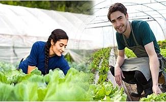 Genç Çiftçi Projeleri sahiplerini bekliyor