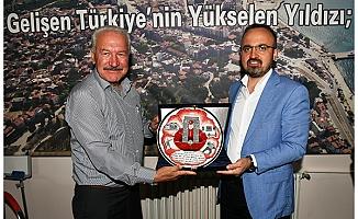 Turan'dan işçilere destek