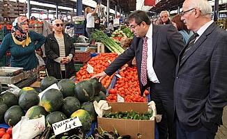 Karadağ'dan pazar denetimi