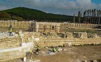 Tarihî Kale yeniden ayağa kalkıyor