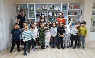 Çocuklar, Kültür Evi'nde buluştu