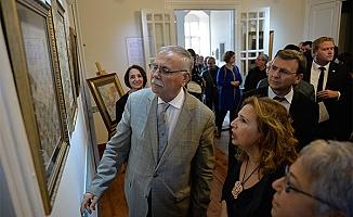 Troia ve Çanakkale Minyatürleri sergisi açıldı
