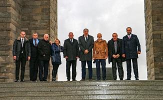 Bosna Hersek heyetini duygulandıran ziyaret